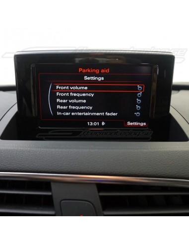 Skoda original bluetooth-kit för bilar utan röststyrning (handsfree & musik)