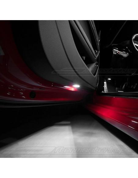 Full-LED strålkastare Audi A4 8W / B9 (Matrix / Matris)