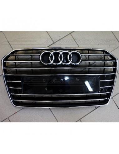 Audi A6 4G facelift grill (komplett)