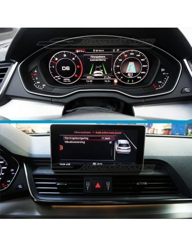 Active Lane assist Audi Q5 FY...