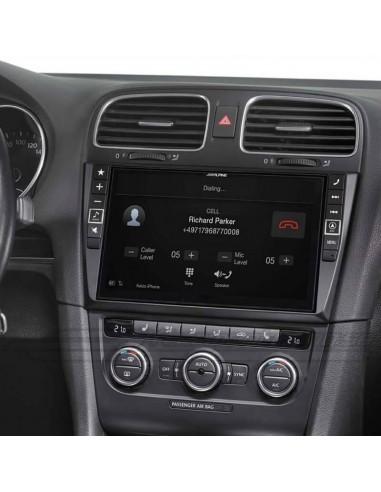 LED dörrhandtag Audi A6 / A7 / A8 / Q7 (Ambient/Ljus-paketet)