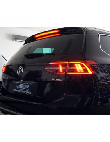 Velour-mattor för Golf 7 (MK7)