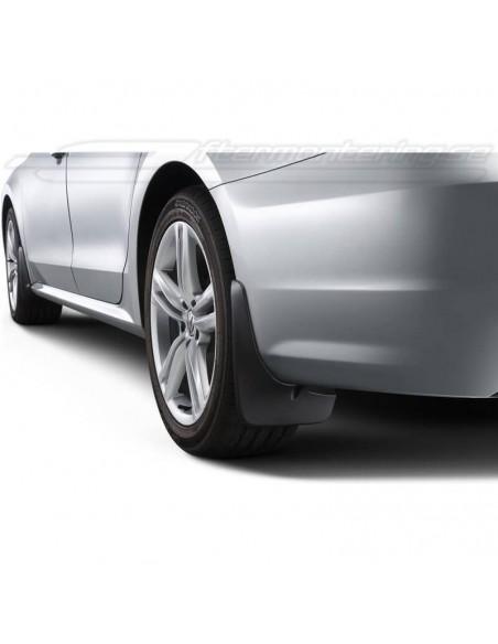 Textil-mattor för VW Passat & CC (Premium velour)
