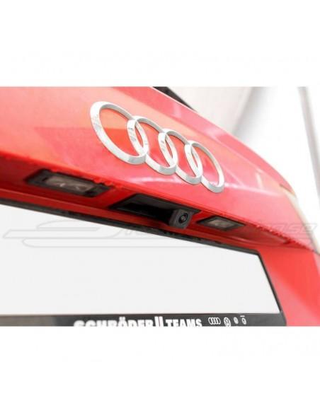 Tyg-mattor för Audi A4 & A5 S-line edt. (Premium velour)