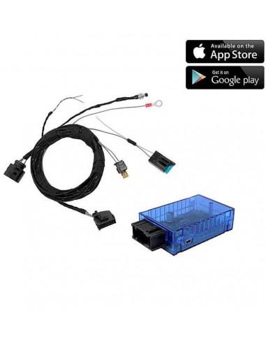 Magnetisk mobilhållare (mount & fläktutblås)