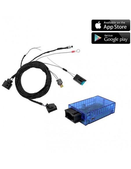 Magnetisk telefon-hållare för bilen (komplett)