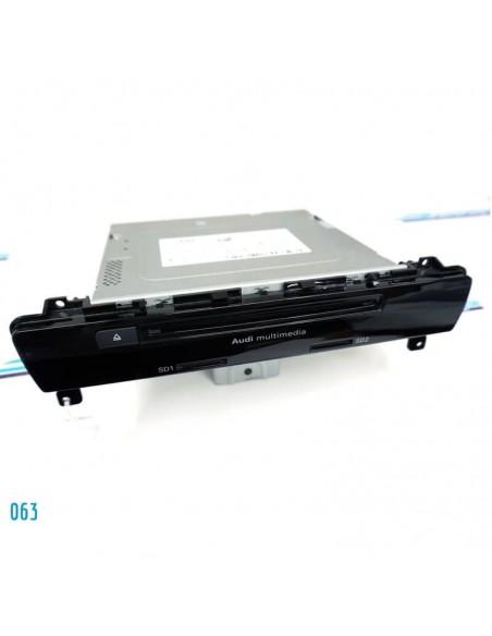 Sportpedal-kit i rostfritt stål (R-line/R32 design)