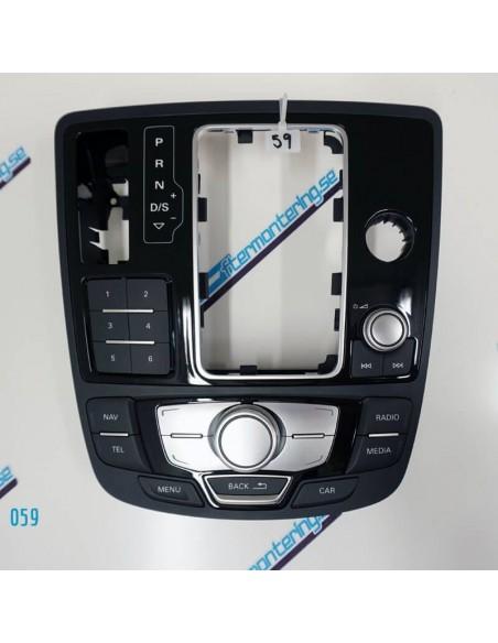 Tyg-mattor för VW Amarok (Premium Velour)