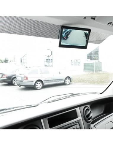 Volkswagen original hajfena GPS GSM svart VAG