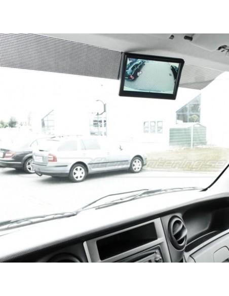 Hajfena med GPS- & GSM-antenn