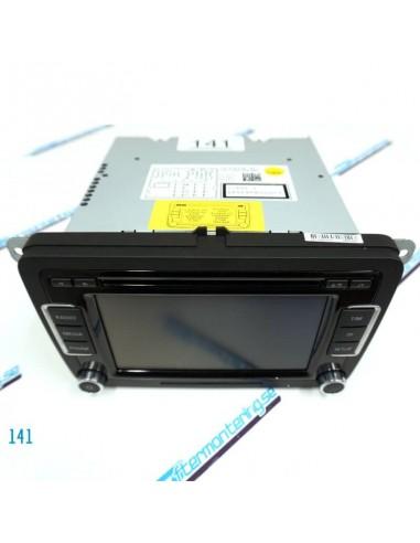 VW RCD510 med videosignal...