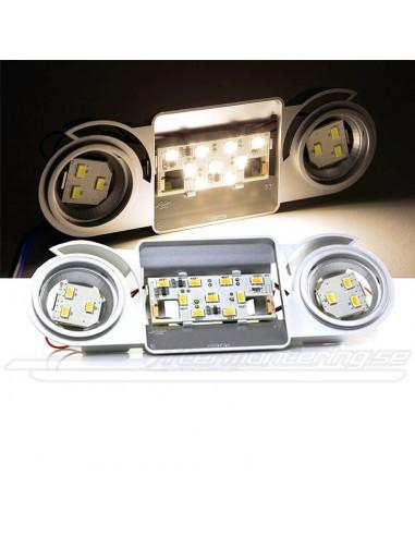 Bakre takbelysning LED-modul för...