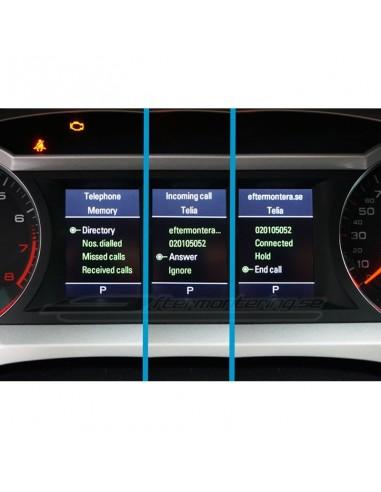 AU07 - Audi original handsfree för...