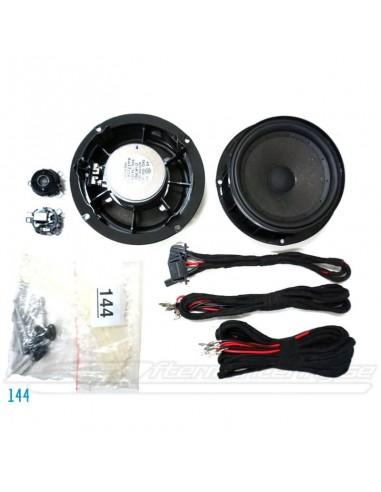 VW högtalar-kit focal
