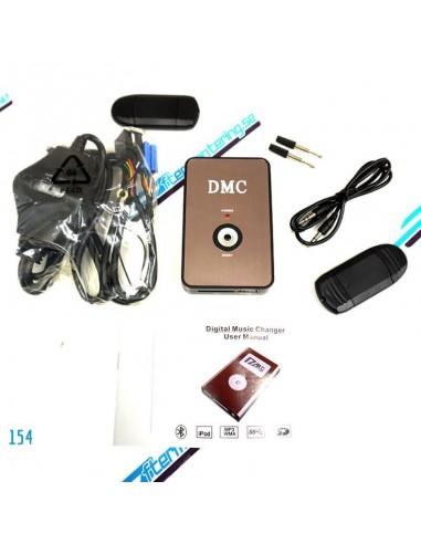 DMC 1 (AUX, USB, SD-kort) för...