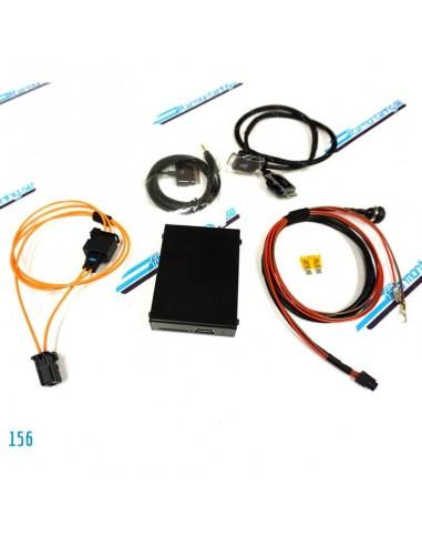 Aktivt avgassystem med Sound Booster PRO för Audi Q5 8R