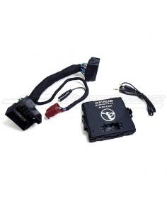 Bluetooth & AUX för Audi...