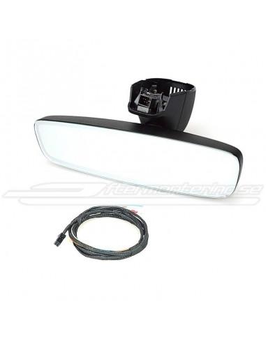 Auto-dimbar frameless backspegel Audi...