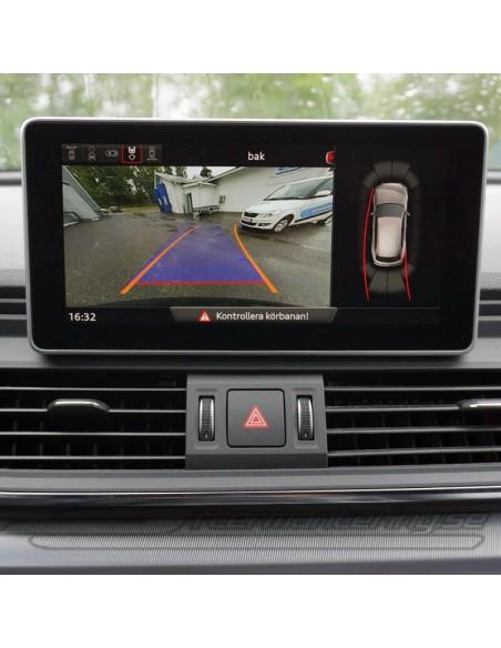 Automatiskt infällbara sidospeglar VW Golf 7
