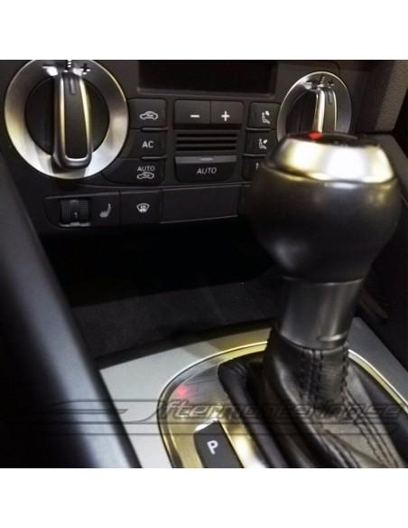 Perforerad växelspak Audi original