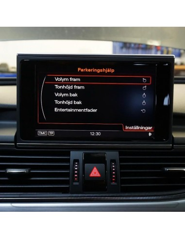 Alpine Navigation System Premium Golf MK7 X901D-G7