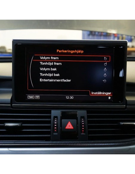 Alpine Navigation System VW Golf 7