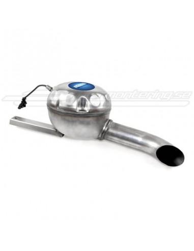Aktivt motorljud (Sound Booster Pro)...