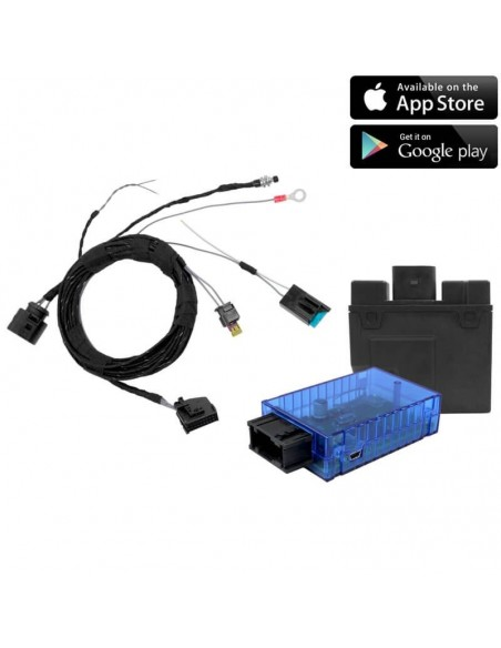 AU06 - Bluetooth handsfree MQB