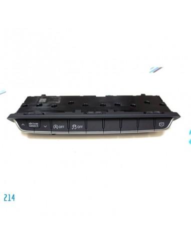 Audi strömställare / knappsats 8W0925301