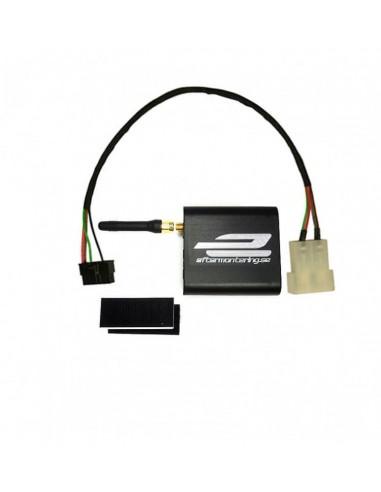 GSM/SMS-styrning Ford Transit /...