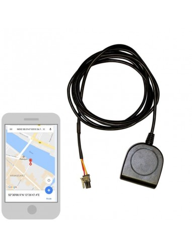 GPS-antenn för SMS/App-mottagare till...