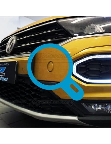 Automatiskt infällbara backspeglar Audi A4 8W B9
