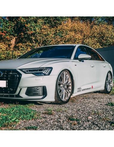 Tonade LED-baklyktor Audi A4 B9 / 8W