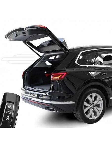 Halvperforerad Audi original multifunktions-ratt