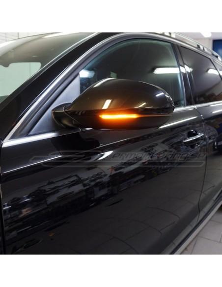 Audi armstödsfack med AMI-uttag