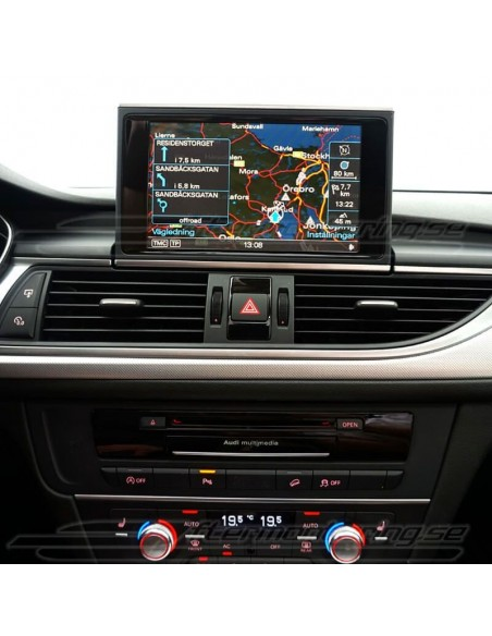 AU07 - Audi original handsfree för MMI 3G