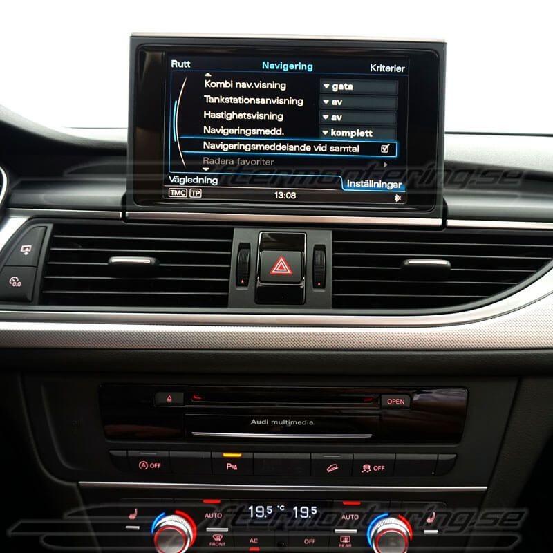 Välkända Original-fjärr för motor-/dieselvärmare i Audi Q7 SJ-13