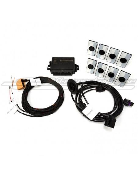 Dynamisk blinkers sidospegel BMW 1-/2-/3-/4-/X1-serie