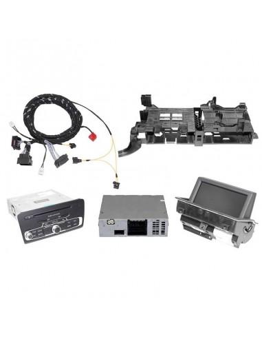 Integrerad backkamera för Audi A4 B8 8K