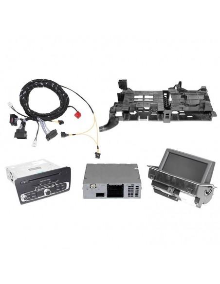 Integrerad backkamera Audi A5 8T MMI
