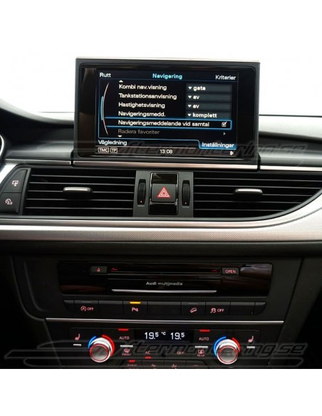 VW RCD-510 med videosignal & manual (EU-version)