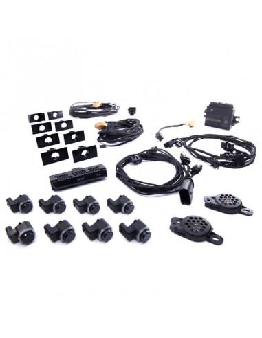 Audi A3 radio skärm/display (med mekanism) 8V0857273M