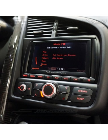 Audi bluetooth styrenhet 4F1862335