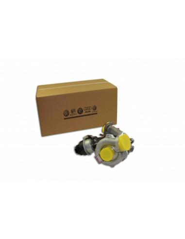Sound Booster Pro Aktivt avgassystem för Audi Q3 8U
