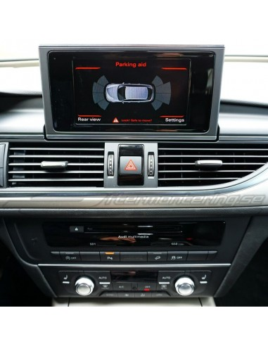 Audi parkeringsbroms strömställare / knapp 4F1-927-225C