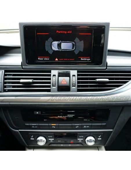 Audi parkeringsbroms strömställare / knapp