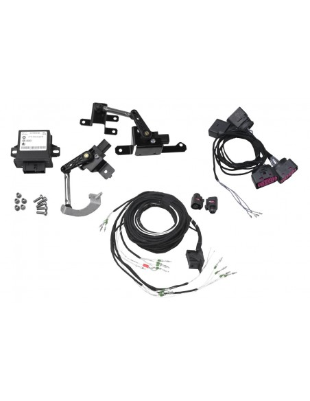 Aktivt avgassystem med Sound Booster Pro VW Polo AW1