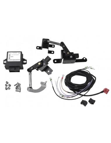 Sound Booster Pro Aktivt avgassystem för Volkswagen Sharan / SEAT Alhambra 7N