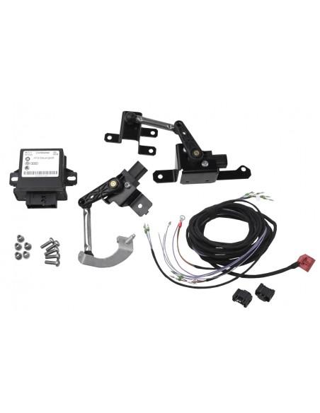Aktivt avgassystem med Sound Booster Pro VW Sharan / SEAT Alhambra