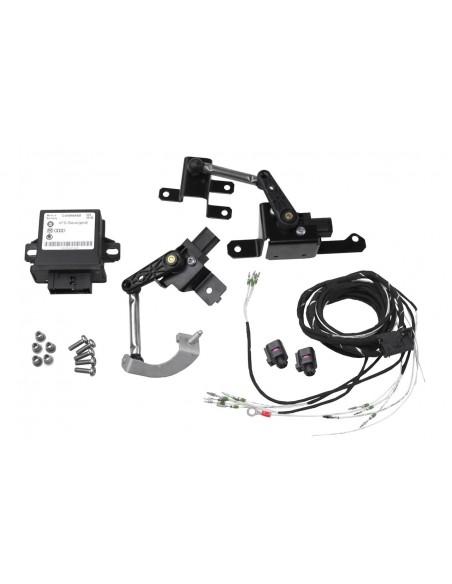 Aktivt avgassystem med Sound Booster Pro VW Tiguan AD1